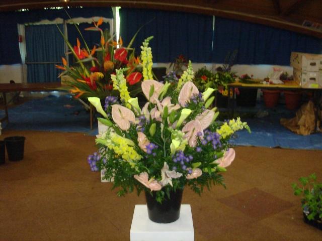 Exposition florale Avril 2007 à Savigny Dsc02123