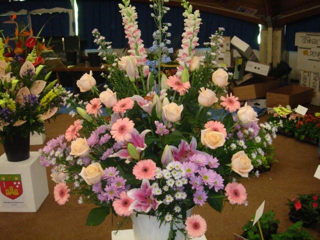 Exposition florale Avril 2007 à Savigny Dsc02125
