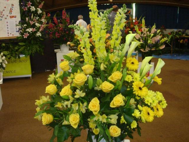 Exposition florale Avril 2007 à Savigny Dsc02127