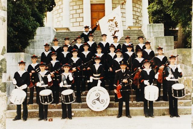 [Musique dans la Marine] Bagad de Saint Mandrier Bagad_10