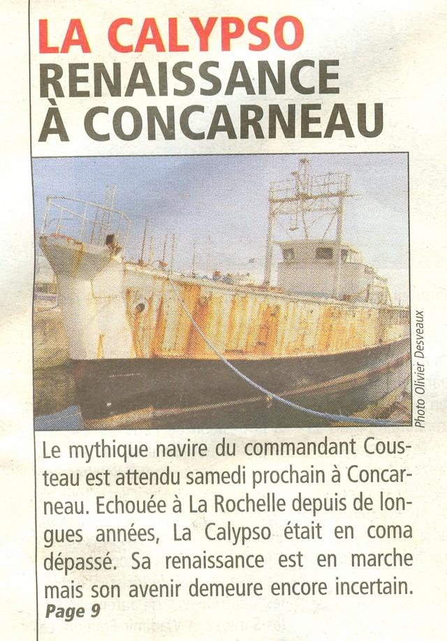 LE PORT DE CONCARNEAU - Volume 002 - Page 19 Calyps13