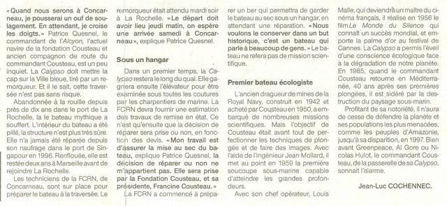 LE PORT DE CONCARNEAU - Volume 002 - Page 19 Calyps17