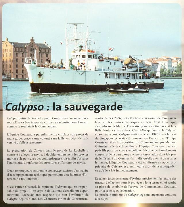 [AUTRES SUJETS DIVERS] LA CALYPSO - Page 4 Couste11