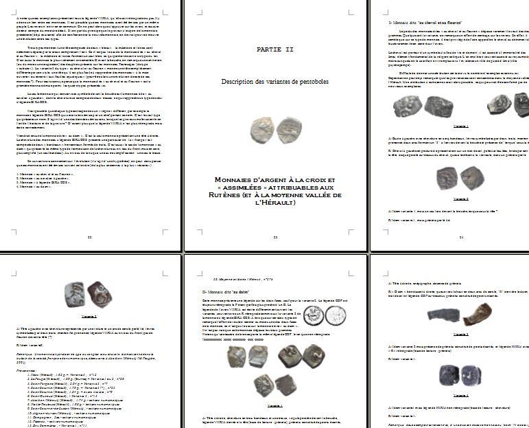 Les monnaies attribuables aux Rutènes... Apercu10