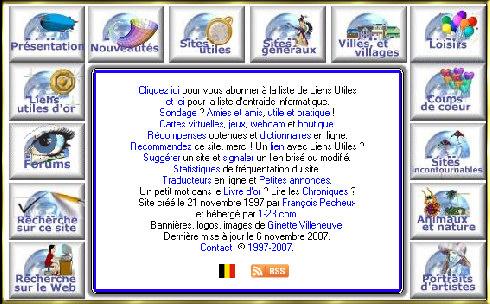 Plusieurs des sites de Gi  Site-f11