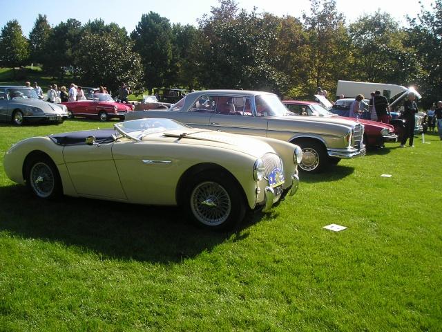 Grande fête des véhicules d'époques - 15 et 16 septembre P9152517