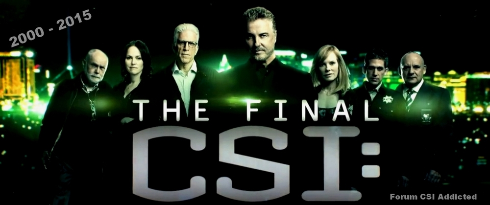 CSI, Les Experts Las Vegas