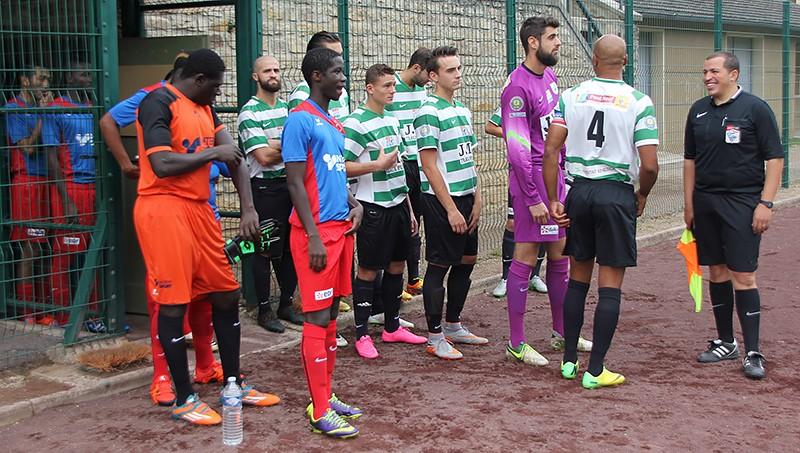 MARVEJOLS / FC Sète II Bsete010