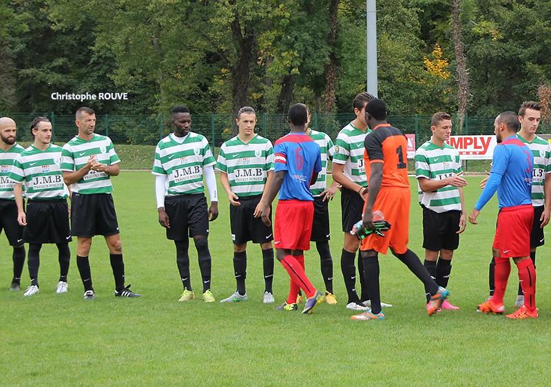 MARVEJOLS / FC Sète II Bsete011