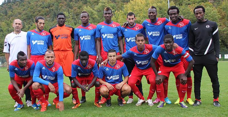 MARVEJOLS / FC Sète II Bsete012