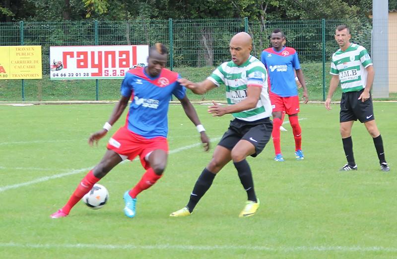 MARVEJOLS / FC Sète II Bsete013