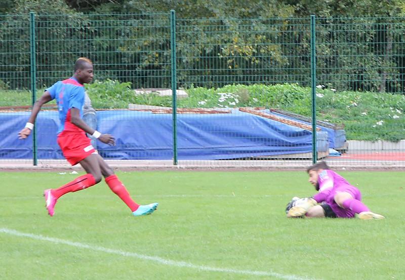 MARVEJOLS / FC Sète II Bsete014