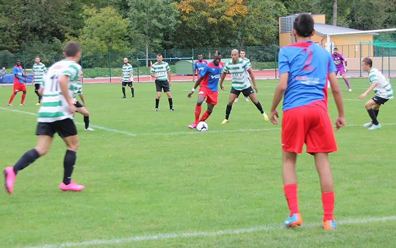 MARVEJOLS / FC Sète II Bsete017