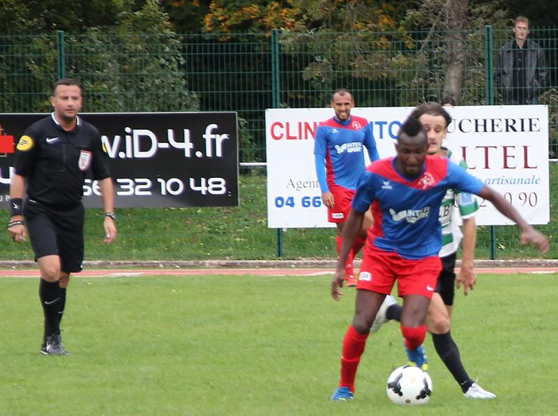 MARVEJOLS / FC Sète II Bsete018