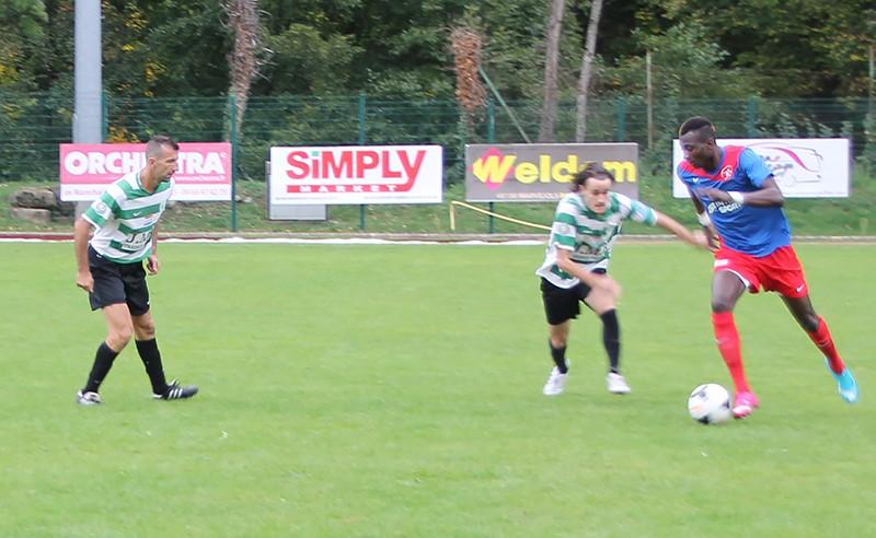 MARVEJOLS / FC Sète II Bsete110