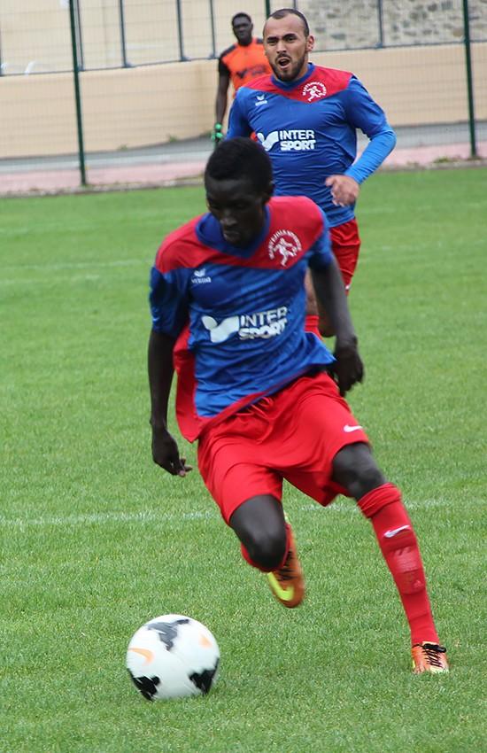 MARVEJOLS / FC Sète II Bsete111