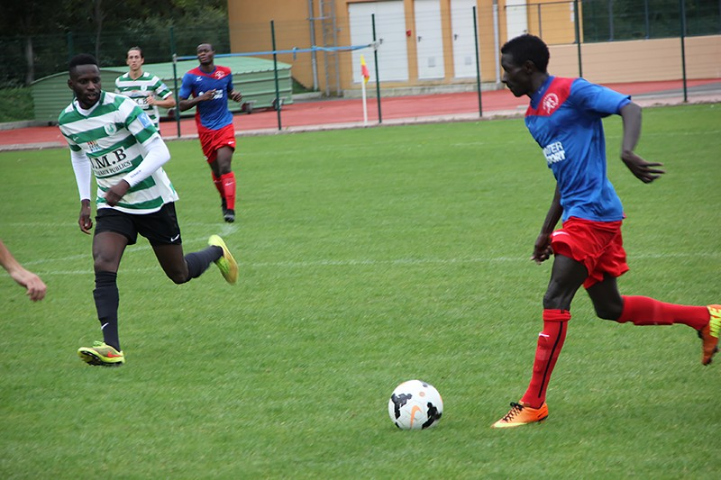 MARVEJOLS / FC Sète II Bsete112