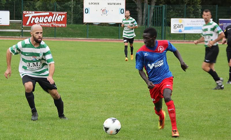 MARVEJOLS / FC Sète II Bsete113