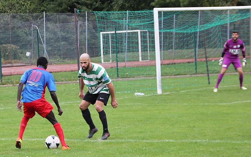 MARVEJOLS / FC Sète II Bsete114