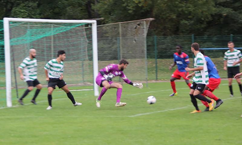 MARVEJOLS / FC Sète II Bsete115