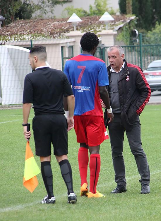 MARVEJOLS / FC Sète II Bsete116