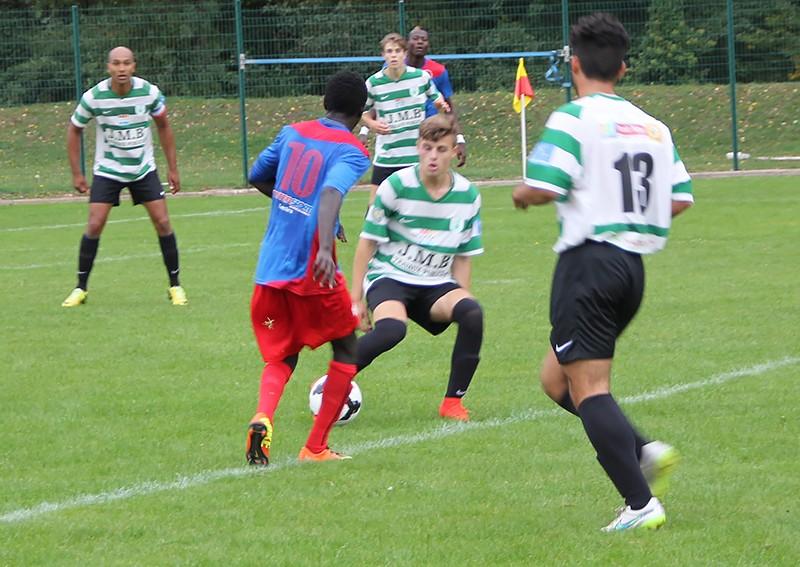 MARVEJOLS / FC Sète II Bsete117