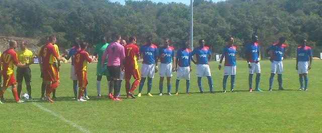 2ème tour de la Coupe de France Cf0110