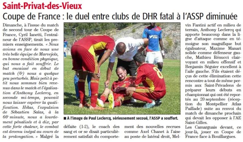 AS St Privat / Marvejols (Coupe de France) Cfstpr10