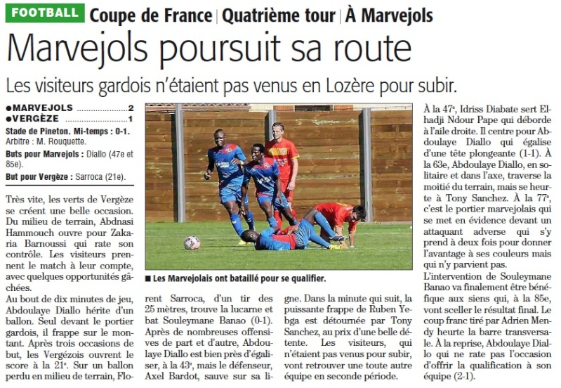 MARVEJOLS / Vergèze (Coupe de France) Cfverg10