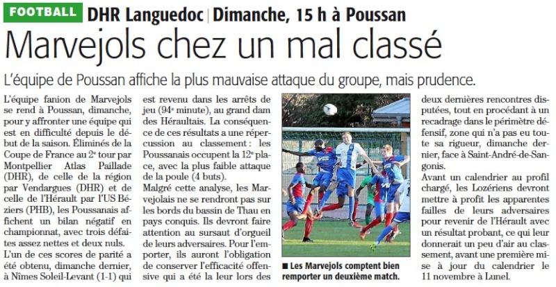 Poussan / MARVEJOLS Poussa10