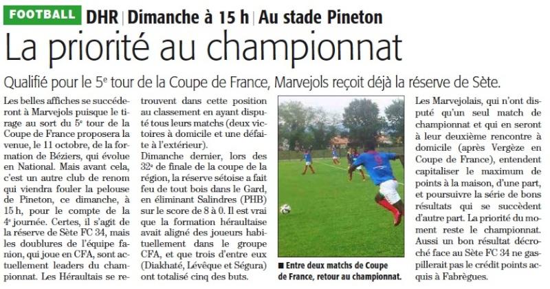 MARVEJOLS / FC Sète II Seteal10