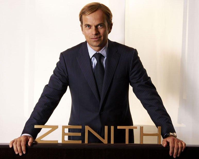 Interview de Jean-Frédéric DUFOUR CEO de Zenith  00191110