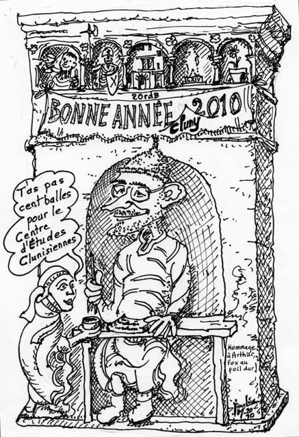 Quelques dessins de Lucuts-cel-Bàtrân… Vaux2010