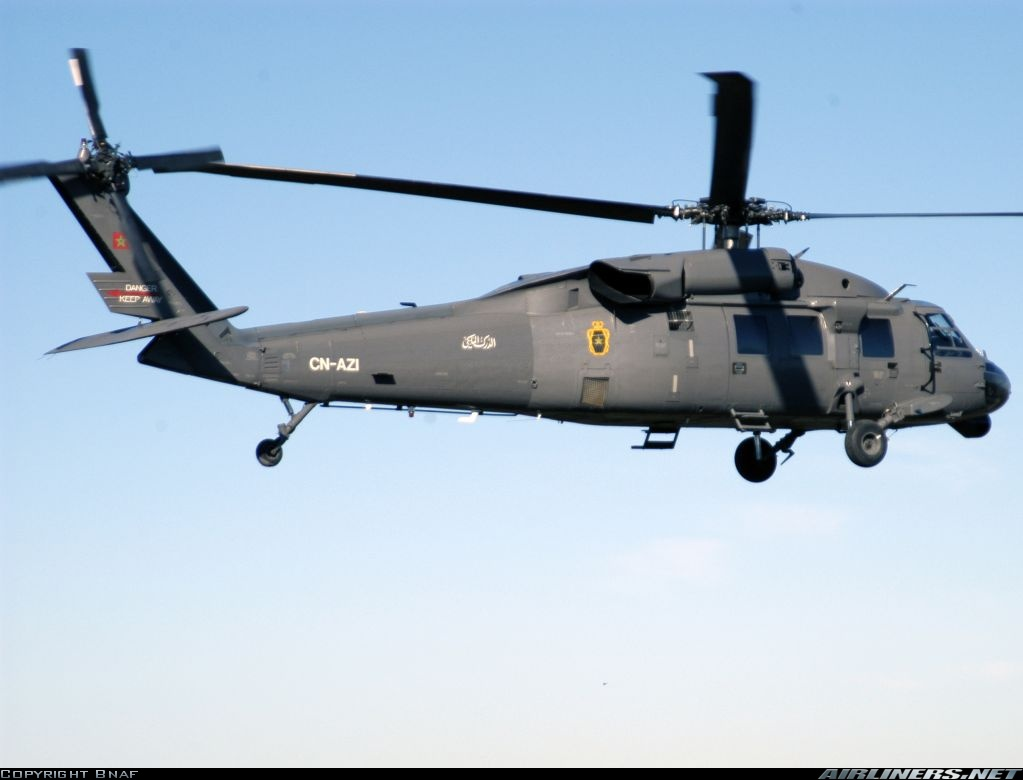 Sikorsky S-70A Black Hawk Clipbo34