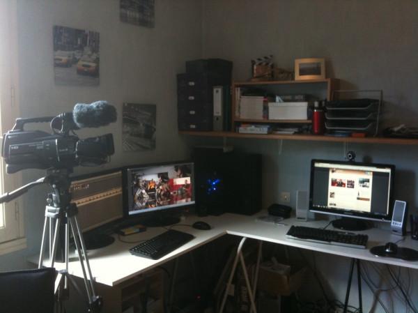 Gaming room setup de Jerem' / Family Geek 29903610