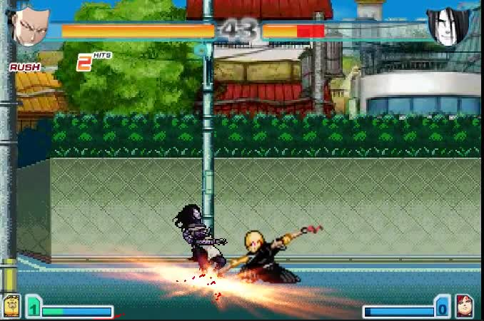 Bleach vs Naruto 2.4 494b2710