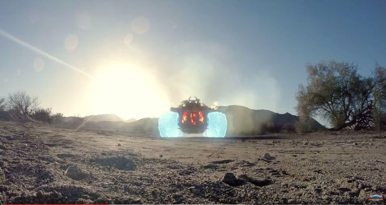 Bande-annonce de lancement officielle Skylanders SuperChargers: « Superchargé ! » Captur12