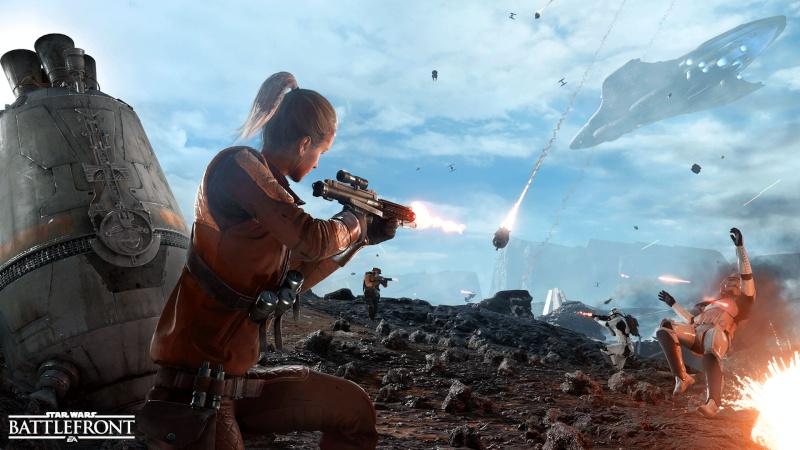 Star Wars Battlefront : Zone de largage - le nouveau mode multijoueur Cid_3810