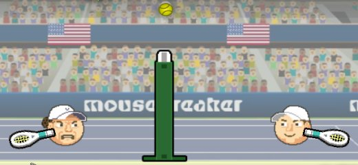 Sports Heads: Tennis Open Sports10