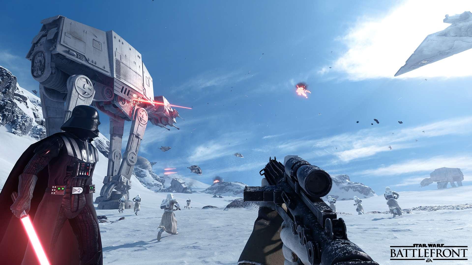 Star Wars Battlefront - La bêta en approche! Star_w10