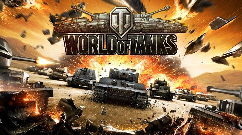 World of Tanks World-10