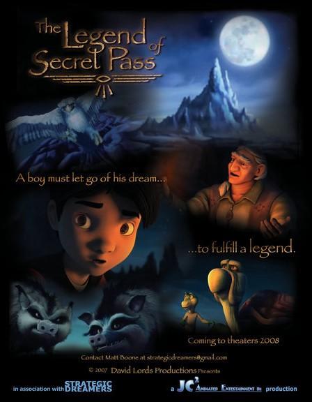 [Stratégic Dreamers] The Legend of Secret Pass (2008) Legend10