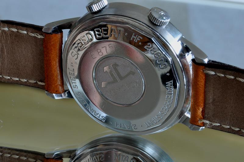 Jaeger LeCoultre Memovox Speedbeat E875 Back10