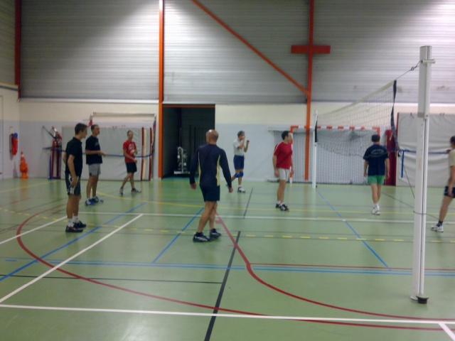 Reprise du Sportball 2010 - 2011 05102011