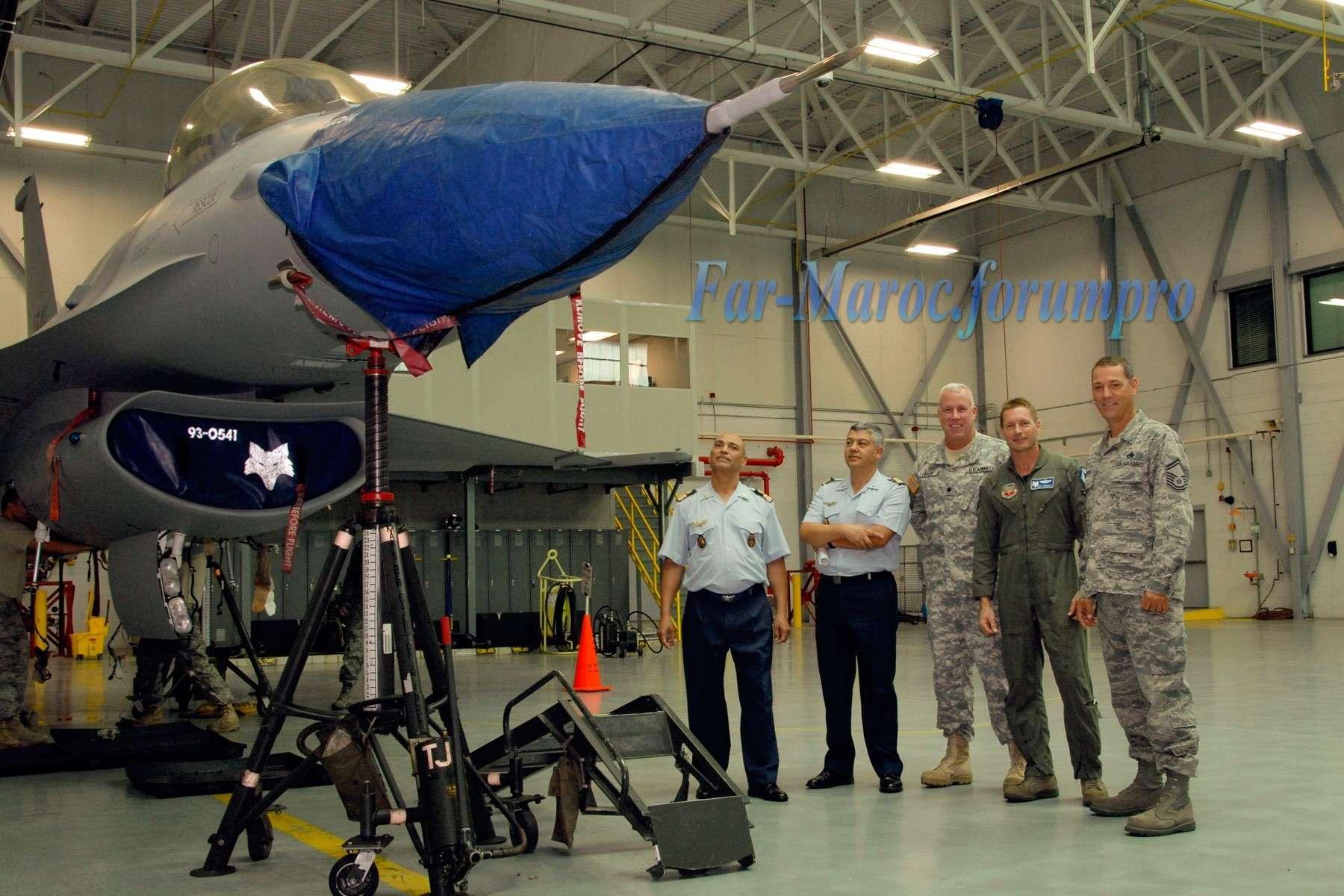 Cooperation militaire avec les USA 10041010