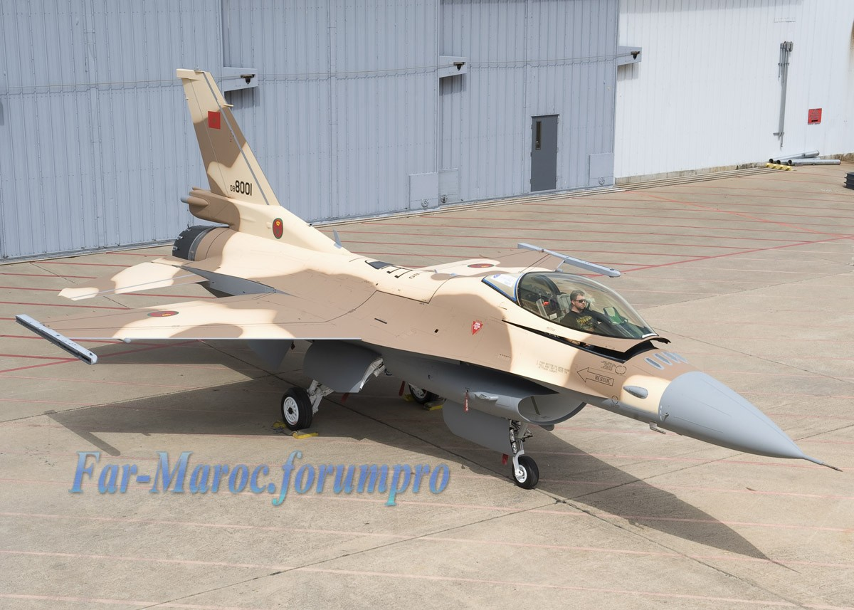 ‼المغرب يتسلّم أولى طائرات إف 16 في غشت المقبل‼ - صفحة 2 2010_f10