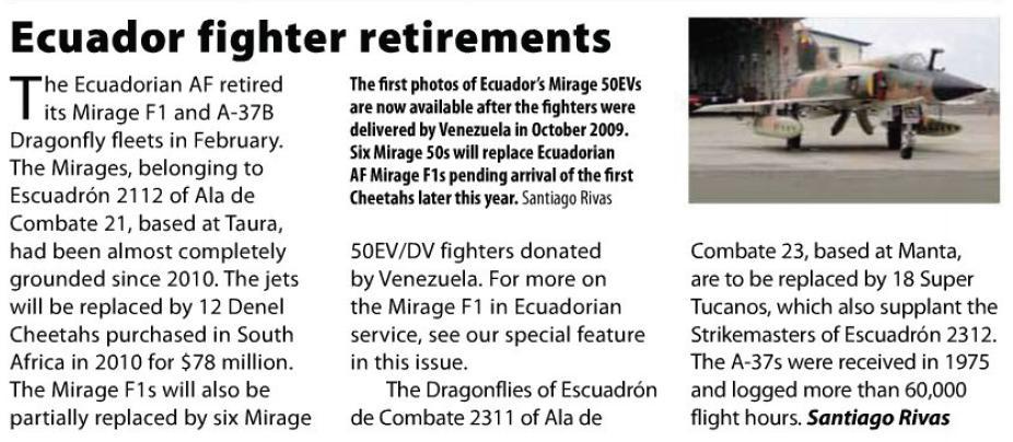 Armée Equatorienne/Fuerzas Armadas del Ecuador - Page 2 Ecuado10