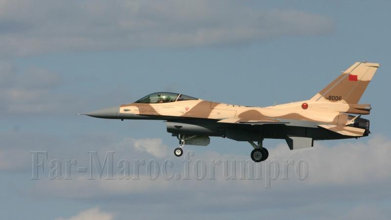 Photos RMAF F-16 C/D Block 52+ Morf1610