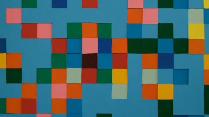 Jeu du multicolore Cio-ar10