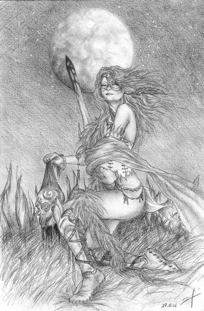 [illustration] RED SONJA - Page 3 Redson10